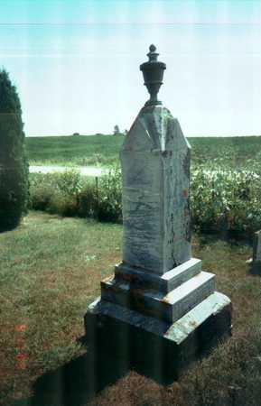 HENKES, ANNA CATHERINE - Clayton County, Iowa | ANNA CATHERINE HENKES