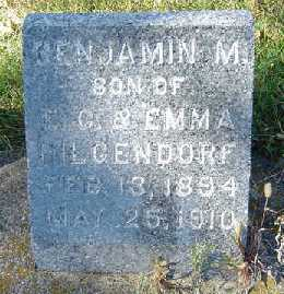 HILGENDORF, BENJAMIN M. - Clayton County, Iowa | BENJAMIN M. HILGENDORF