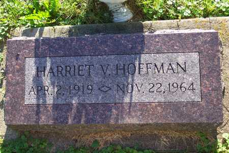 HOFFMAN, HARRIET - Clayton County, Iowa | HARRIET HOFFMAN