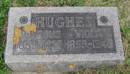 HUGHES, VIOLA - Clayton County, Iowa | VIOLA HUGHES