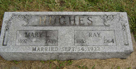 HUGHES, RAY - Clayton County, Iowa | RAY HUGHES