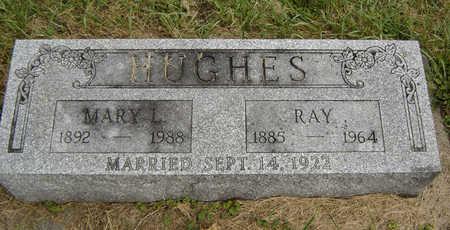 HUGHES, MARY L. - Clayton County, Iowa | MARY L. HUGHES