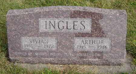 INGLES, ARTHUR - Clayton County, Iowa | ARTHUR INGLES