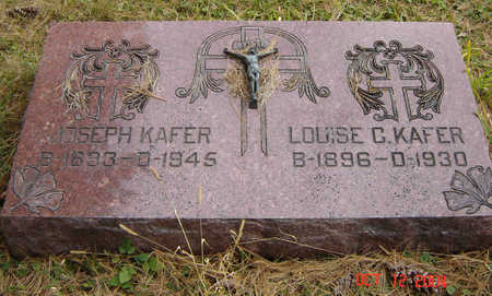 KAFER, LOUISE C. - Clayton County, Iowa | LOUISE C. KAFER