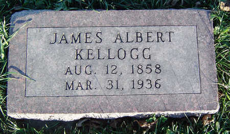 KELLOGG, JAMES ALBERT - Clayton County, Iowa | JAMES ALBERT KELLOGG