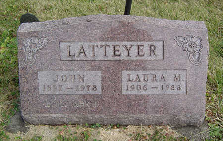 LATTEYER, JOHN - Clayton County, Iowa | JOHN LATTEYER
