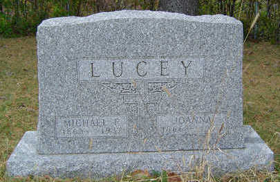 LUCEY, MICHAEL F. - Clayton County, Iowa | MICHAEL F. LUCEY