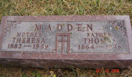 MADDEN, THOMAS - Clayton County, Iowa | THOMAS MADDEN