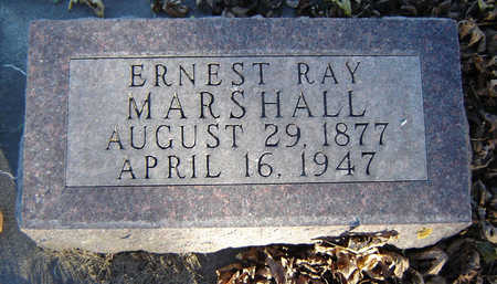 MARSHALL, ERNEST RAY - Clayton County, Iowa | ERNEST RAY MARSHALL