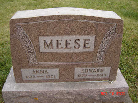 MEESE, EDWARD - Clayton County, Iowa | EDWARD MEESE
