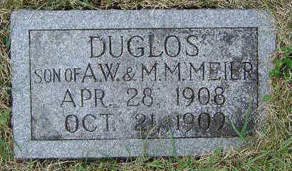 MEIER, DUGLOS - Clayton County, Iowa | DUGLOS MEIER