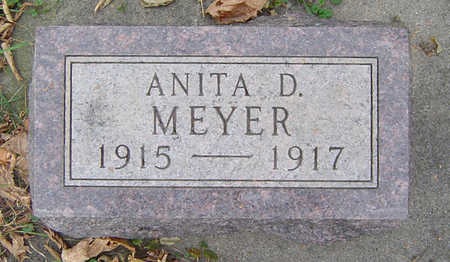 MEYER, ANITA D. - Clayton County, Iowa | ANITA D. MEYER