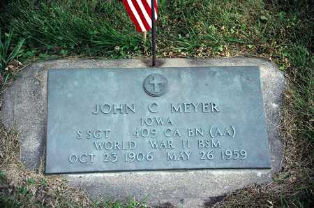 MEYER, JOHN - Clayton County, Iowa | JOHN MEYER