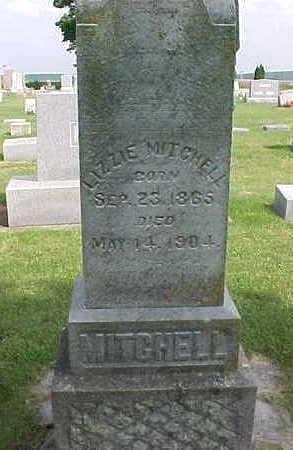 MITCHELL, LIZZIE - Clayton County, Iowa | LIZZIE MITCHELL