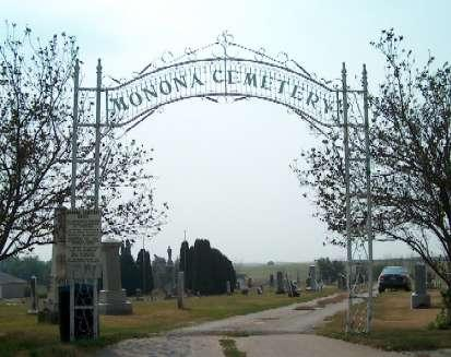 MONONA CITY, CEMETERY - Clayton County, Iowa | CEMETERY MONONA CITY