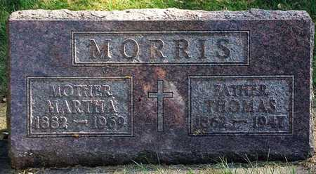 MORRIS, THOMAS - Clayton County, Iowa | THOMAS MORRIS