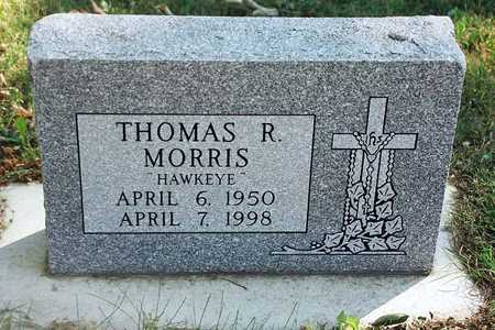 MORRIS, THOMAS R. - Clayton County, Iowa | THOMAS R. MORRIS
