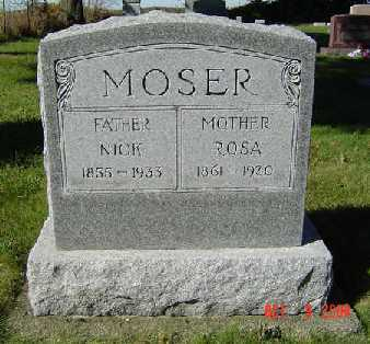 MOSER, NICK - Clayton County, Iowa | NICK MOSER