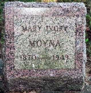 IVORY MOYNA, MARY - Clayton County, Iowa | MARY IVORY MOYNA