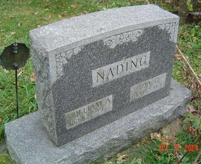 NADING, WILLIAM A. - Clayton County, Iowa | WILLIAM A. NADING
