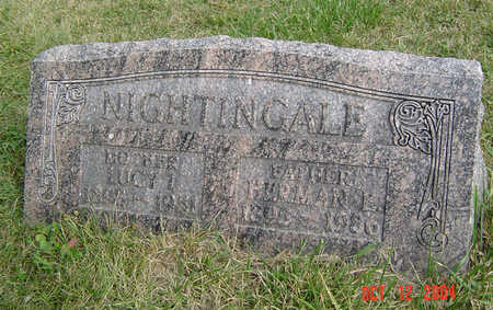 NIGHTINGALE, LUCY I. - Clayton County, Iowa | LUCY I. NIGHTINGALE