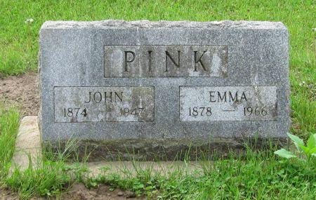 PINK, EMMA - Clayton County, Iowa | EMMA PINK