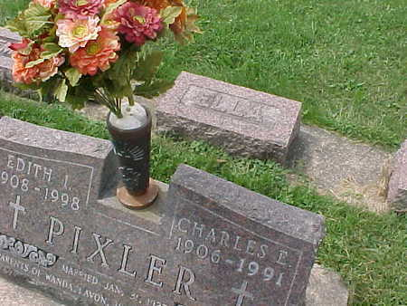PIXLER, EDITH - Clayton County, Iowa | EDITH PIXLER