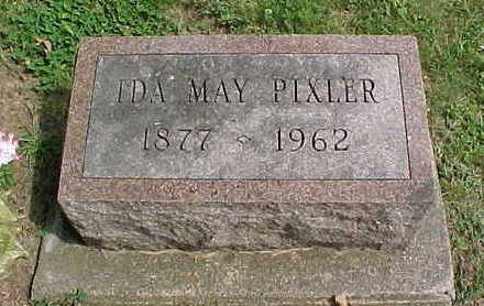 PIXLER, IDA MAY - Clayton County, Iowa | IDA MAY PIXLER