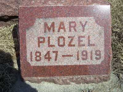 PLOZEL, MARY - Clayton County, Iowa | MARY PLOZEL