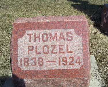 PLOZEL, THOMAS - Clayton County, Iowa | THOMAS PLOZEL