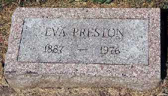 PRESTON, EVA - Clayton County, Iowa | EVA PRESTON