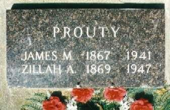 PROUTY, JAMES MERRILL - Clayton County, Iowa | JAMES MERRILL PROUTY