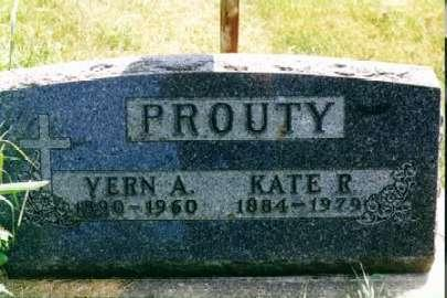 PROUTY, VERN A. - Clayton County, Iowa | VERN A. PROUTY