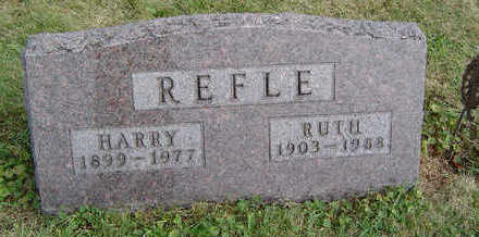 REFLE, HARRY - Clayton County, Iowa | HARRY REFLE