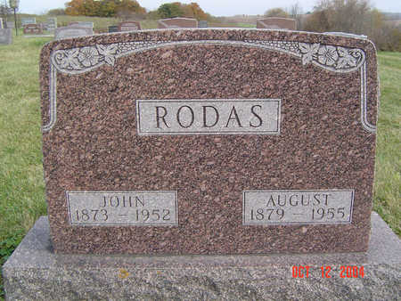 RODAS, AUGUST - Clayton County, Iowa | AUGUST RODAS