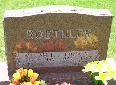OLSON ROETHLER, EDNA - Clayton County, Iowa | EDNA OLSON ROETHLER