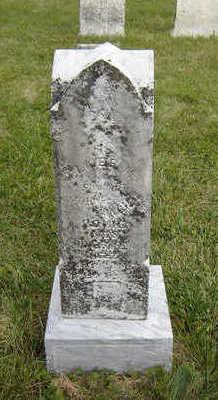 ROMIG, ELMER M. - Clayton County, Iowa | ELMER M. ROMIG