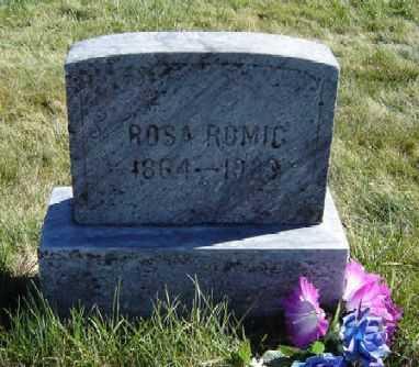 DUNCAN ROMIG, ROSA - Clayton County, Iowa | ROSA DUNCAN ROMIG