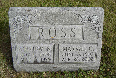 ROSS, MARVEL G. - Clayton County, Iowa | MARVEL G. ROSS