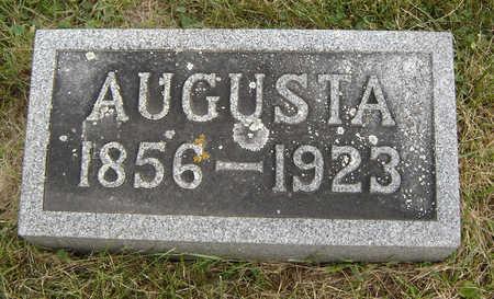 RUEGNITZ, AUGUSTA - Clayton County, Iowa | AUGUSTA RUEGNITZ
