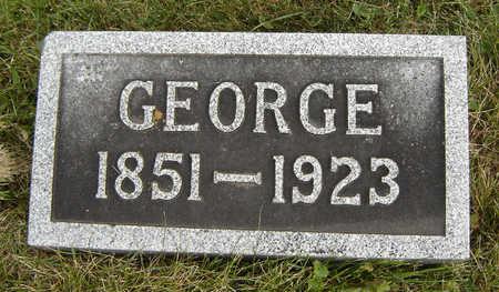 RUEGNITZ, GEORGE - Clayton County, Iowa | GEORGE RUEGNITZ