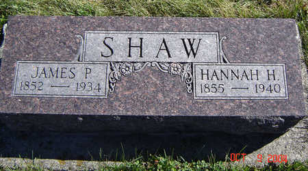 SHAW, JAMES P. - Clayton County, Iowa | JAMES P. SHAW
