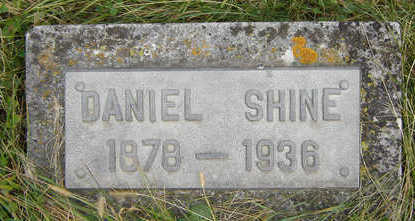 SHINE, DANIEL - Clayton County, Iowa | DANIEL SHINE
