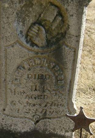 SPEED, RICHARD - Clayton County, Iowa | RICHARD SPEED