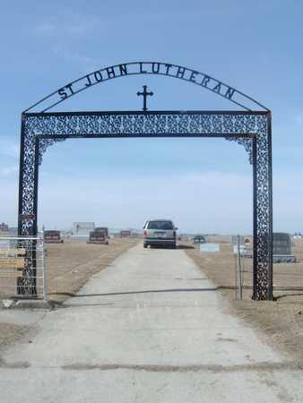 ST JOHN'S LUTHERAN - LUANA, CEMETERY - Clayton County, Iowa | CEMETERY ST JOHN'S LUTHERAN - LUANA