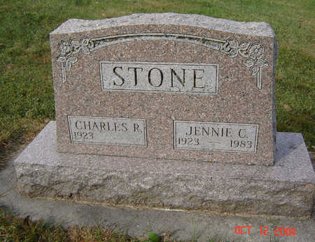 EVERY STONE, JENNIE C. - Clayton County, Iowa | JENNIE C. EVERY STONE