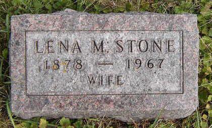STONE, LENA M. - Clayton County, Iowa | LENA M. STONE