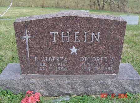 THEIN, DELORES W. - Clayton County, Iowa | DELORES W. THEIN