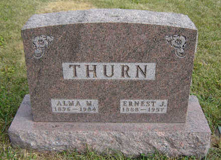 THURN, ERNEST J. - Clayton County, Iowa | ERNEST J. THURN
