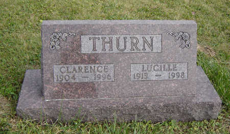 THURN, LUCILLE - Clayton County, Iowa | LUCILLE THURN
